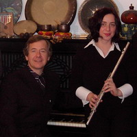 композитор Бернард Кох с женой Кристин