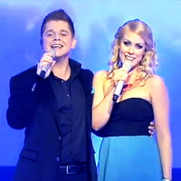 Jógvan Hansen & Stefanía Svavarsdóttir – Til þín (из национального отбора Исландии на «Евровидение-2013»)